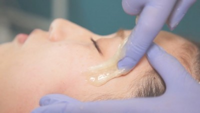 Shop images sugaring face