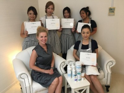 Shop images Alexandria Professional sugaring  Certificate